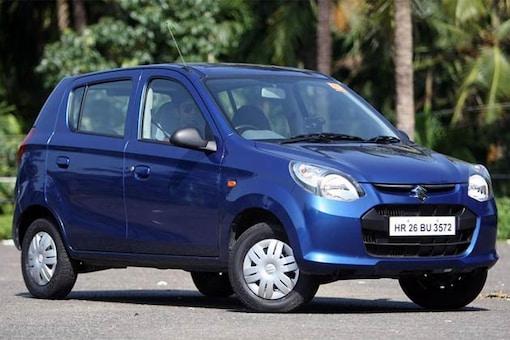 Maruti launches Alto 800, has over 10,000 pre-orders