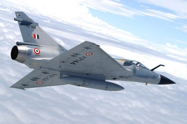 In pics: Top guns of the Indian Air Force - Photogallery