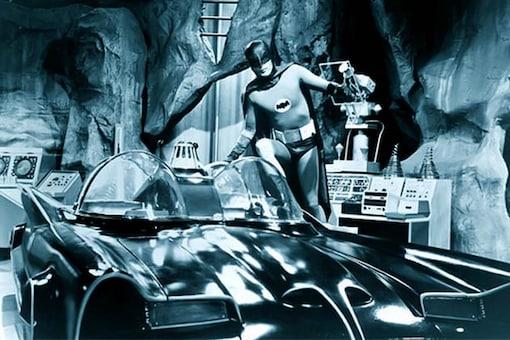 Original Batmobile to go up for auction