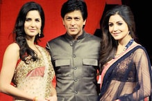 Shah Rukh, Katrina and Anushka set the stage on fire on 'India's Got Talent'