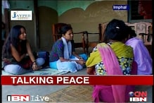 Manipur: Young professionals help victims of conflict
