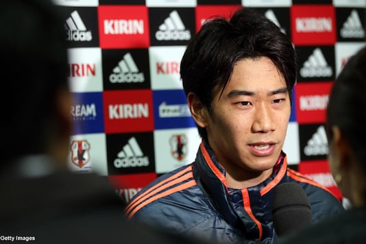 Japan's Kagawa named AFC Player of the Year