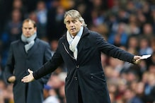 Mancini not afraid despite Champions League exit