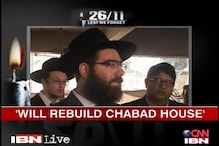 Will rebuild Chabad House destroyed in 26/11: Rabbi Chaim Keplan