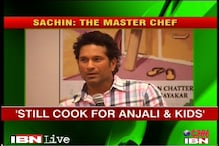 Watch: Sachin Tendulkar, a foodie, talks about his cooking habits