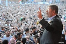 Egypt:100,000 protest outside president's palace