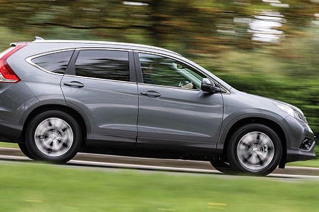 v wagon reviews crv review road cr and honda test