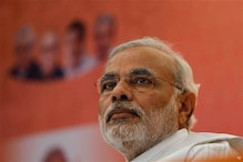 Modi mother's blesses him, hopes he would be PM