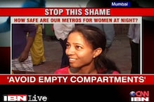Watch: Women demand more police patrolling in Mumbai