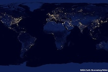 New stunning night time views of Earth unveiled