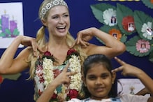 Paris Hilton: Presenting the new 'Chammak Challo'