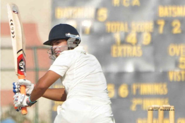 Ranji Trophy Group A, Round 7, Day 4: MP's Bundela hands Punjab first loss