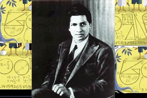 Who was Srinivasa Ramanujan?