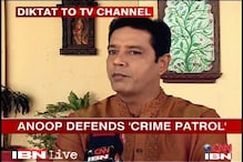 Gangrape: 'Crime Patrol' is sensitive in approach, says Anoop Soni