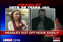26/11: Headley sentencing a dishonour, says mother of US victim