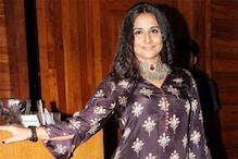 Snapshot: Is Vidya Balan sporting a new look for 'Ghanchakkar'?