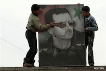 Syrian opposition chief offers Assad peaceful exit
