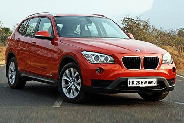 2013 bmw x1 launched in india at rs 27 9 lakh onwards news18. Black Bedroom Furniture Sets. Home Design Ideas