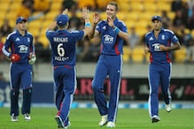 In Pics: New Zealand v England, 3rd Twenty20