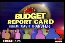 Budget report card: Direct Cash Transfer
