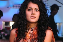 Taapsee makes a Bollywood debut in 'Chashme Badoor'