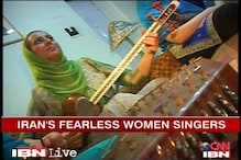 Fighting against all odds, Iran's women musicians to perform in India