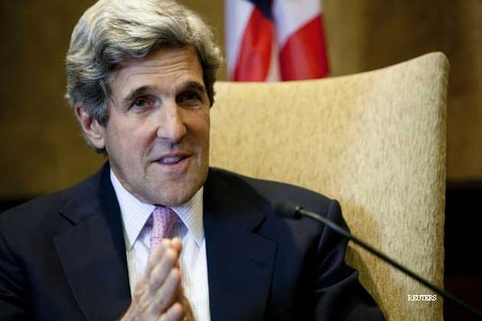 Kerry meets Mathai, reaffirms importance of US-India ties
