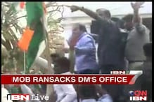 West Bengal: Cong MP, workers ransack DM's bungalow