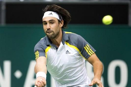 Marcos Baghdatis loses in ABN quarterfinals