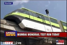 Watch: Mumbai monorail conducts test runs on first phase
