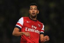 Arsenal's Andre Santos in Brazil transfer talks