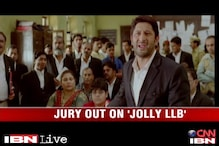 Arshad Warsi's 'Jolly LLB' opens well at the box office