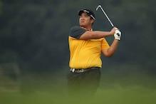 Kiradech retains lead in weather-hit Malaysian Open