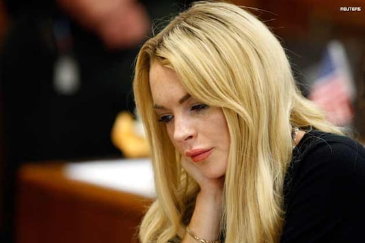 Lindsay Lohan rejects Charlie Sheen's help