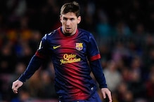 Messi, Bolt and Phelps in the running for Laureus award