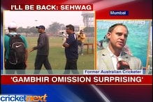 Hayden surprised at Sehwag's exclusion from Indian team