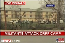Pak terrorists may be behind CRPF camp attack, says Home Secy