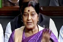 Stop fighting each other, challenge Pak together: Sushma