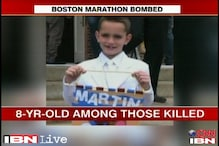 Boston twin blasts: Eight-year-old boy among dead