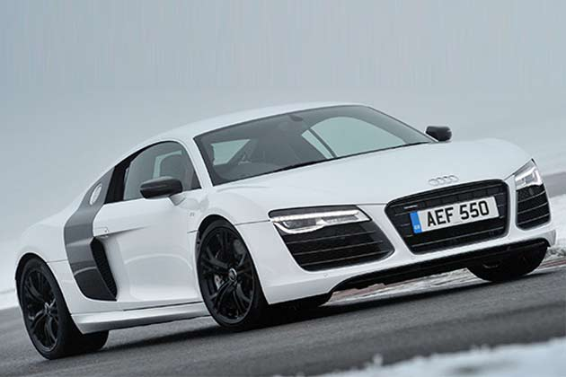 2013 Audi R8 V10 Plus Launched In India At Rs 205 Crore News18