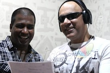 Baba Sehgal records a song in Telugu movie 'Its My Life'