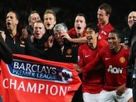 In pics: Manchester United clinch their 20th league title