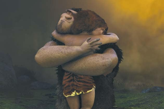 Hollywood Friday Futuristic The Host Vs Spoof Scary Movie 5 And Caveman Comedy Croods Photogallery