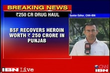 Amritsar: BSF seizes heroin worth Rs 250 cr in two days