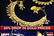 Drop in gold prices: Why is the yellow metal losing its sheen?