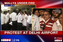 KFA staff protest at IGI airport, write to Labour Minister
