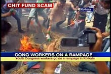 WB: Cong workers go on a rampage, demand Kunal Ghosh's arrest