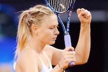 Gritty Sharapova sets up Stuttgart final against Li Na