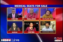 Is medical education still on sale in India?