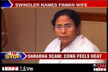 WB chit fund scam: Chidambaram's wife under scanner, Cong feels the heat